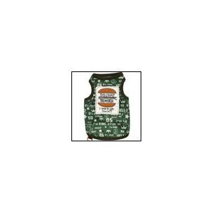 犬の服 春 夏 新作 バーガーワッペンクールタンク カーキ D's CHAT ディーズチャット クールウェア 洋服 ドッグウェア|ciera