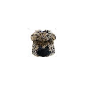 犬の服 秋冬 新作 GODPIVA アニマルファーコート レオパード ゴッドピヴァ 洋服 ドッグウェア|ciera