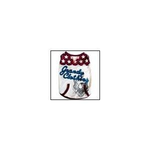 犬の服 秋 冬 星柄タンク ボルドー grandy グランディ タンクトップ 洋服 ドッグウェア セール ciera