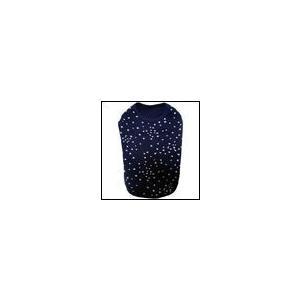 猫の服 クークチュール ヒートワン インナータンク スター ネイビー heat wan Coo Couture 洋服 ドッグウェア|ciera