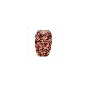 猫の服 秋 冬 新作 クークチュール ヒートワン インナータンク迷彩 ピンク heat wan Coo Couture 洋服 ドッグウェア|ciera