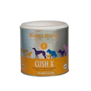 クッシング症候群に ヒルトンハーブ クッシエックス 犬用サプリメント Cush-X|ciera|03
