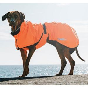 犬のレインコート Hurtta トレント・コート Mud(ブラウン) Torrent Coat フルッタ|ciera|03