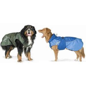 犬のレインコート Hurtta Pro Rain coat ブルー フルッタ|ciera|03