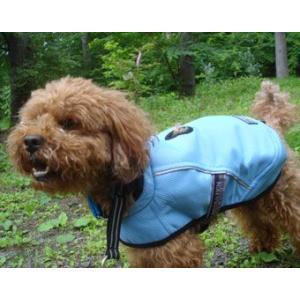 犬の服 クール Hurtta Motivation serises クーリングコート ブルー フルッタ クールウエア|ciera|03