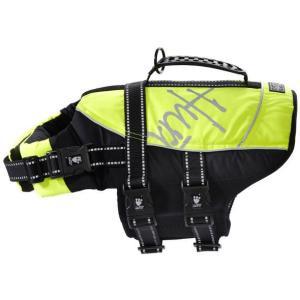 犬のライフジャケット Hurtta Life guard series イエロー フルッタ ペット用|ciera|02