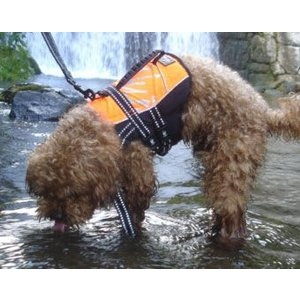 犬のライフジャケット Hurtta Life guard series イエロー フルッタ ペット用|ciera|03