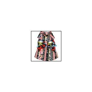 犬の服 秋冬 新作 お振袖 黒 犬と生活 洋服 ドッグウェア|ciera
