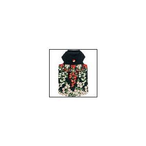 犬の服 秋 冬 新作 レーシーフラワードレス ブラック 犬と生活 洋服 ドッグウェア|ciera
