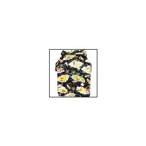 犬の服 春 夏 新作 アロハシャツ ブラック 犬と生活 洋服 ドッグウェア|ciera