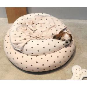 犬のベッド ルイスドッグ Stars Plz/House ピンク Louis Dog|ciera|03
