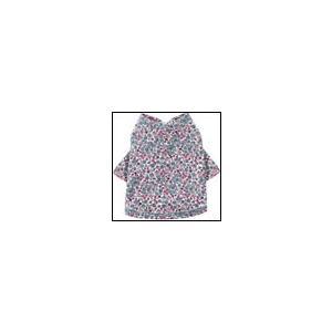 犬の服 春 夏 新作 ルイスドッグ Easy Cardigan Multi Flowers LouisDog 洋服 ドッグウェア|ciera