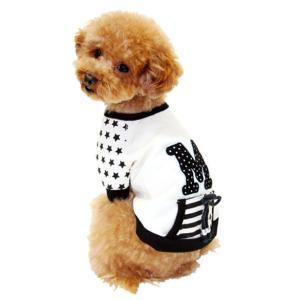 犬の服 秋 冬 MIXトレーナー アイボリー mimile ミミル 洋服 ドッグウェア|ciera|05