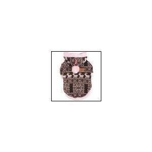 犬の服 秋 冬 WINTER SHOWER ピンク PINKAHOLIC ピンカホリック パーカー 洋服 ドッグウェア|ciera