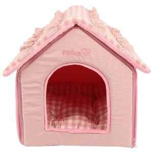 犬のベッド SNUG HOUSE ピンク PINKAHOLIC ピンカホリック ハウス|ciera|02