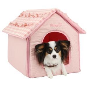 犬のベッド SNUG HOUSE ピンク PINKAHOLIC ピンカホリック ハウス|ciera|03