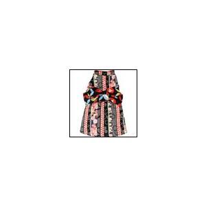 猫の服 秋 冬 新作 猫のお振袖 黒 猫の暮らし 洋服 キャットウェア|ciera