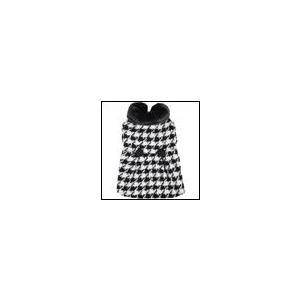 犬の服 秋 冬 新作 PUPPIA パピア PAIGE ブラック コート 洋服 ドッグウェア|ciera