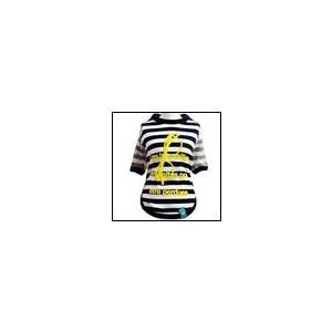 犬の服 春 夏 新作 クークチュール スーパーワンデオ ネオングラスTシャツ ネイビー 消臭 洋服  ドッグウェア|ciera