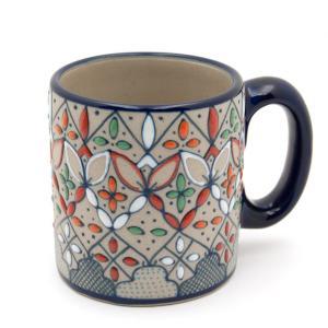 セルビン焼きマグカップ(5)|cinco