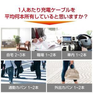 【送料無料248円】iPhone 充電 ケーブ...の詳細画像3