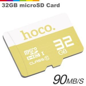 microSDカード 32GB 激安 高速データ転送 90MB/S hoco マイクロSDカード SDHC カード メモリーカード レビューを書いて追跡なしメール便送料無料可|cincshop