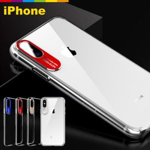 iPhoneXS iPhoneXR ケース メタリック クリア カラー 透明 カバー iPhone8ケース レビューを書いて追跡なしメール便送料無料可|cincshop