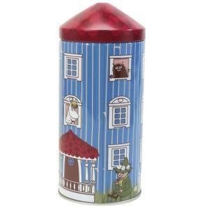 フェイスタオル ムーミン ムーミンハウス 缶入り タオルギフト 北欧 実のなる木 プレゼント|cinemacollection-yj