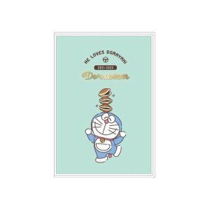 ドラえもん キャラクタースケジュール帳 A6 ダブル マンスリー 手帳 2022年 ファミリー 藤子F不二雄 令和4年 手帖|キャラクターのシネマコレクション