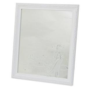 スタンドデコミラー 塔の上のラプンツェル インテリア鏡 ディズニー Disney プリンセス APJ 23×28cm ギフト雑貨 キャラクター|cinemacollection