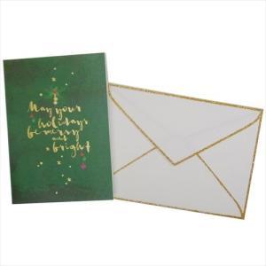 Pop up Card series 封筒付き グリーティングカード クリスマス カード Xmas雑貨 グッズ APJ ホワイトツリー ハニカム グリーティングカード|cinemacollection