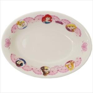ディズニープリンセス グッズ 子供 カレー皿 ディズニー 中皿 キャラクター 女の子向けの商品画像|ナビ