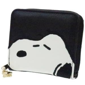 スヌーピー/二つ折り財布