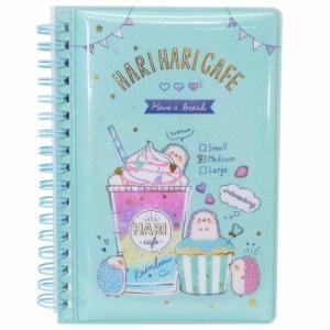 シール帳 シール ノート HARI HARI CAFE クラックス シール交換