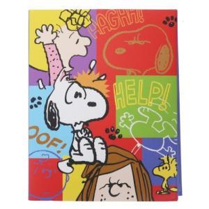 「メール便可」「付箋」 スヌーピー 付箋 インデックス シール 付 BOOK型 ふせんセット カラフ...