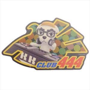 どうぶつの森 トラベルステッカー CLUB444 nintendo ステッカー キャラクター グッズ エンスカイ 耐水 耐光 ビッグシール 通販|cinemacollection