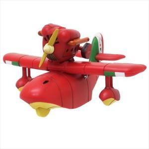 紅の豚 ミニカー プルバックコレクション サボイアS21試作戦闘飛行艇 スタジオジブリ エンスカイ フィギュア|cinemacollection