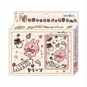 おもちゃ カナヘイの小動物 トランプ エンスカイ ふしぎの国のピスケ うさぎ グッズ カードゲーム パーティー用品 キャラクター