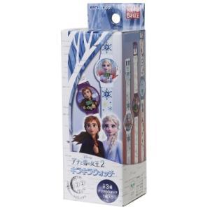 アナと雪の女王 2 子供用 腕時計 キラキラデジタルウォッチ ディズニー エンスカイ かわいい|cinemacollection