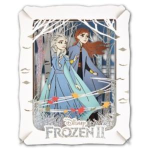 アナと雪の女王2 ペーパークラフトキット ペーパーシアター ディズニー エンスカイ 組立キット|cinemacollection