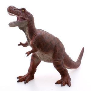 恐竜 ティラノサウルス プレミアムエディション 特大サイズ フィギュア ソフトビニールモデル|cinemacollection