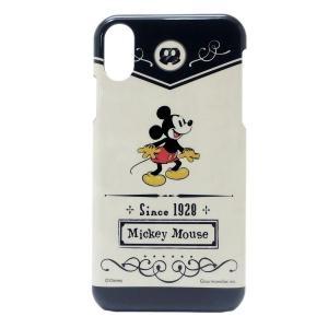 「メール便可」「iPhone X」 アイフォン XR ハードカバー ミッキーマウス iPhone X...