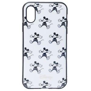 「メール便可」「iPhone X」 アイフォン XR プロテクトカバー ミッキー ちらし iPhon...