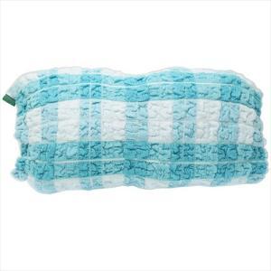 コッフルタオルプラス 寝具 大人用枕カバー ギフト雑貨 グッズ 犬飼タオル ブルー
