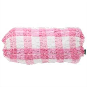 コッフルタオルプラス もこもこタオルまくらカバー ピンク 大人用枕カバー ギフト雑貨 グッズ 犬飼タ...