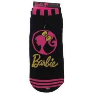 バービー 女性用 靴下 レディース ソックス ゴールドラメ ジェイズプランニング プチギフト|cinemacollection