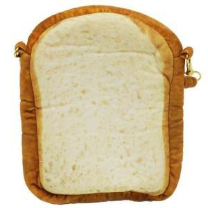 食パン トースト まるでパンみたいな ショルダーポーチ2  ...