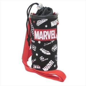 MARVEL ペットボトルホルダー 保冷ボトルケース カミオ...