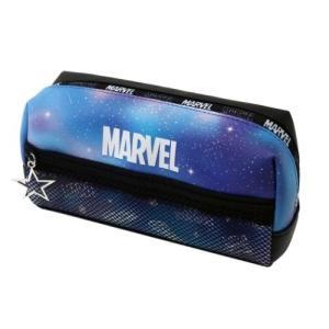 MARVEL 筆箱 ハーフメッシュ BOX ペンケース 2020SS マーベル カミオジャパン|cinemacollection