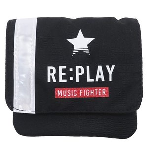 MUSIC FIGTER 反射テープ付き ピカッとポッケ クリップポケット  カミオジャパン 13×12cmの商品画像|ナビ